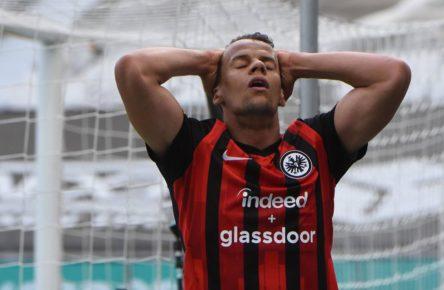 Timothy Chandler von Eintracht Frankfurt