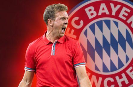Julian Nagelsmann ist neuer Coach des FC Bayern.