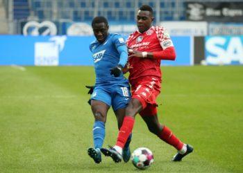 Moussa Niakhate und Diadie Samassekou