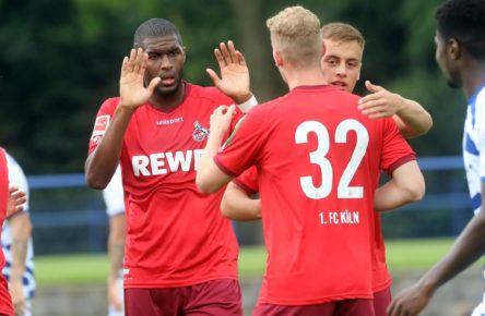 Anthony Modeste trifft wieder für Köln