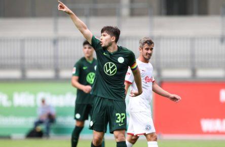 Elvis Rexhbecaj wechselt wohl von Wolfsburg nach Bochum