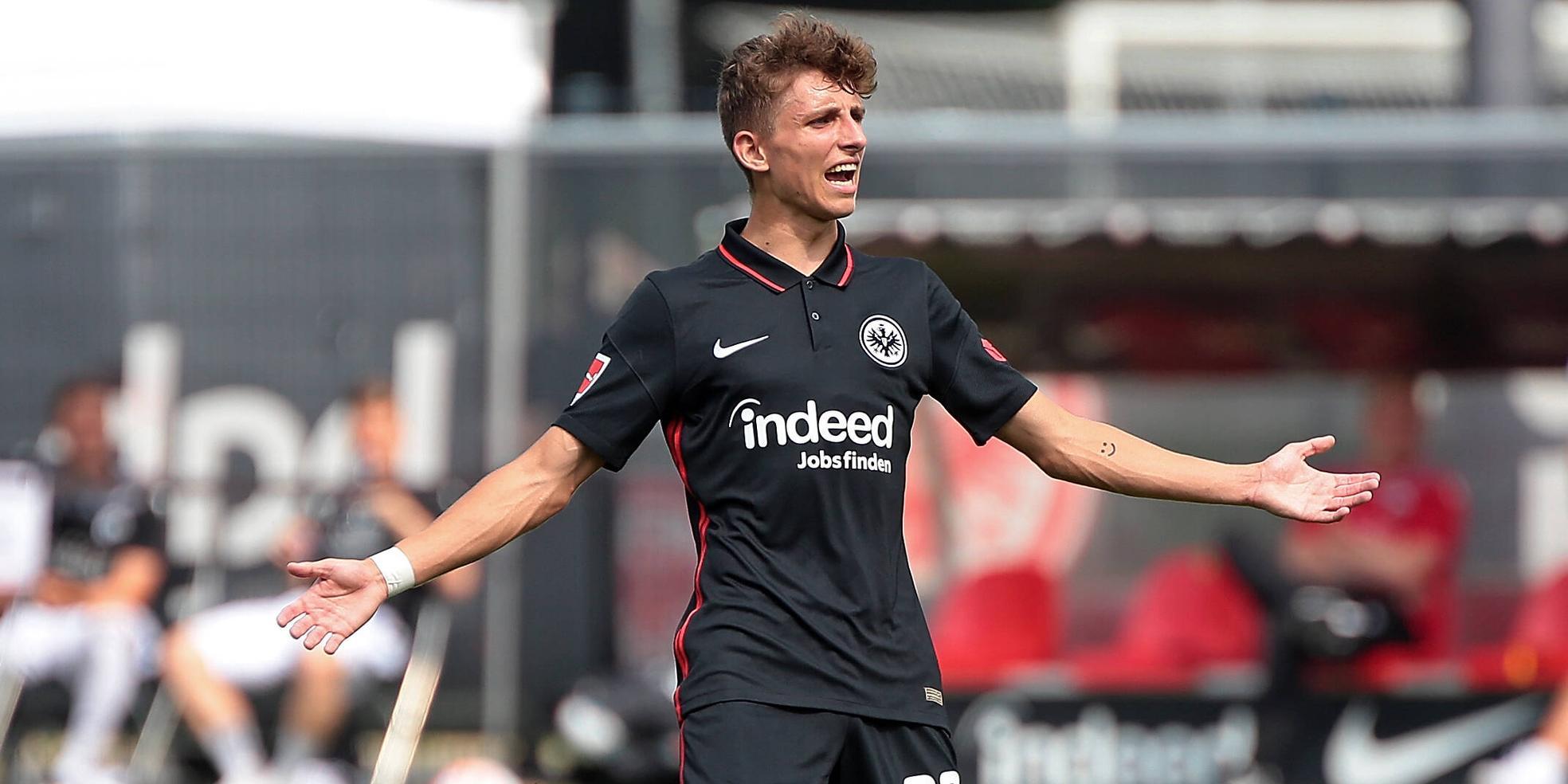 Jesper Lindström von Eintracht Frankfurt