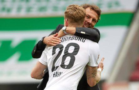 Markus Weinzierl und Andre Hahn