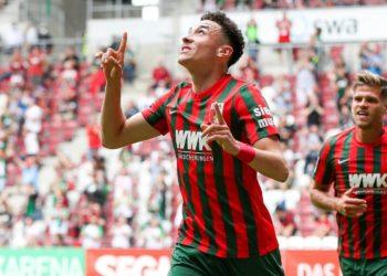 Ruben Vargas trifft doppelt für Augsburg