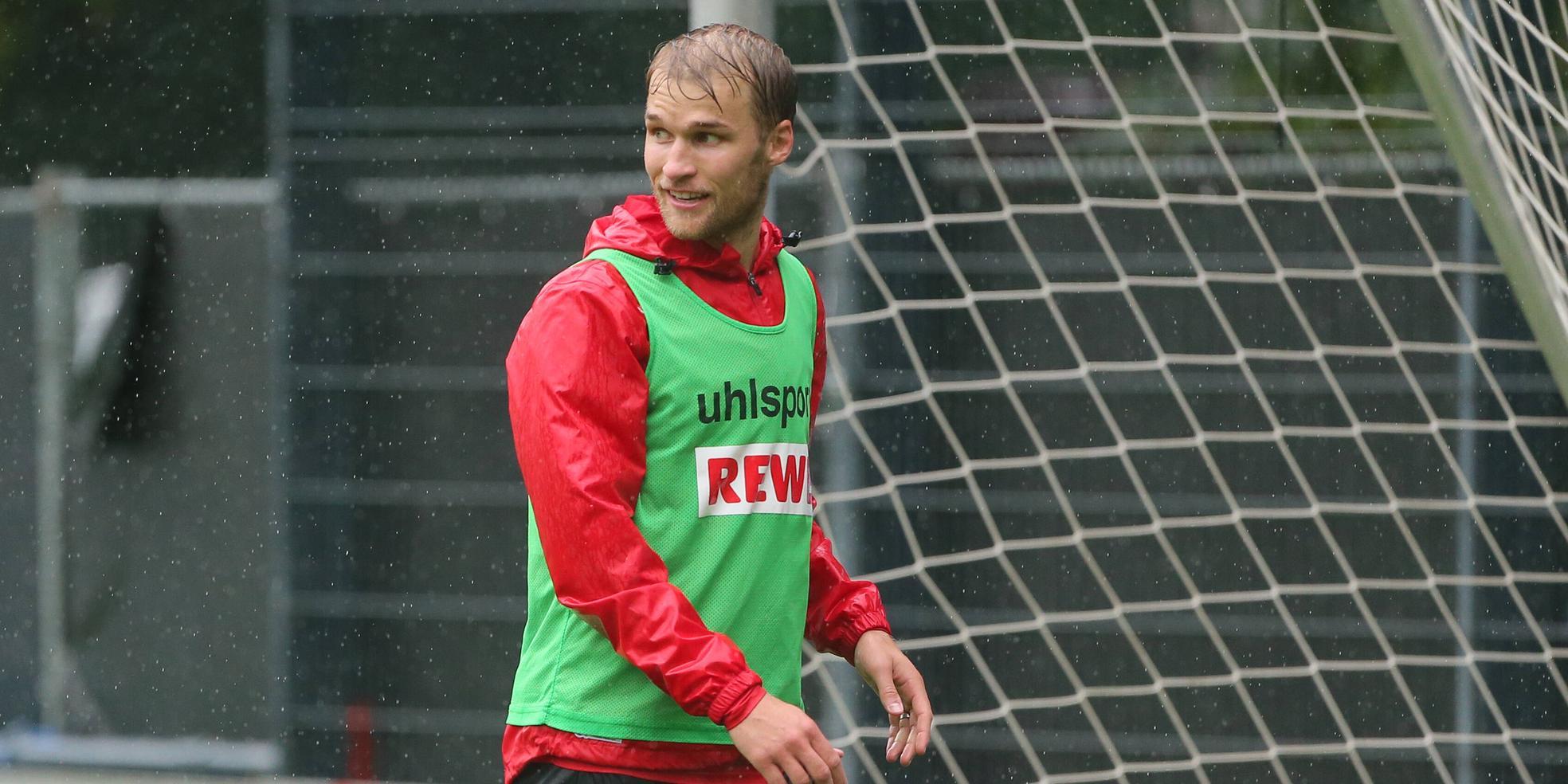 Sebastian Andersson trifft wieder für den 1. FC Köln
