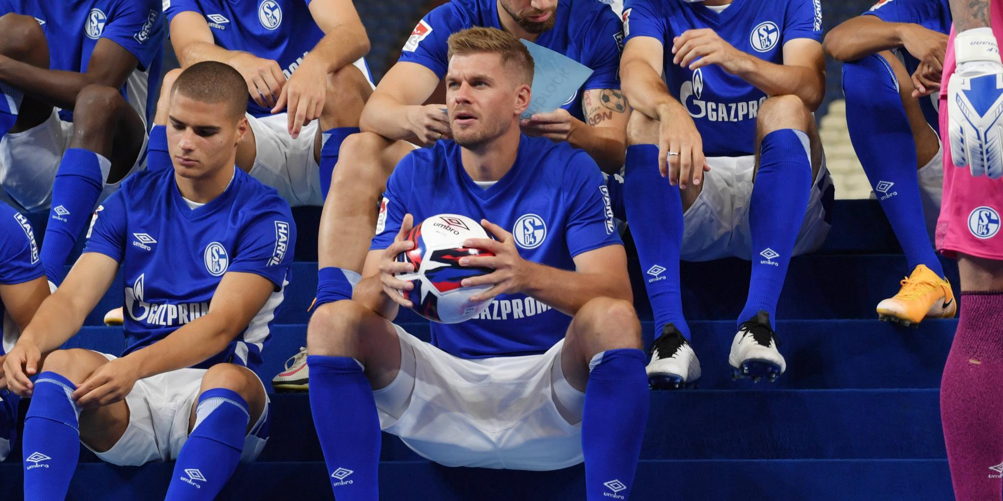 Simon Terodde vom FC Schalke 04