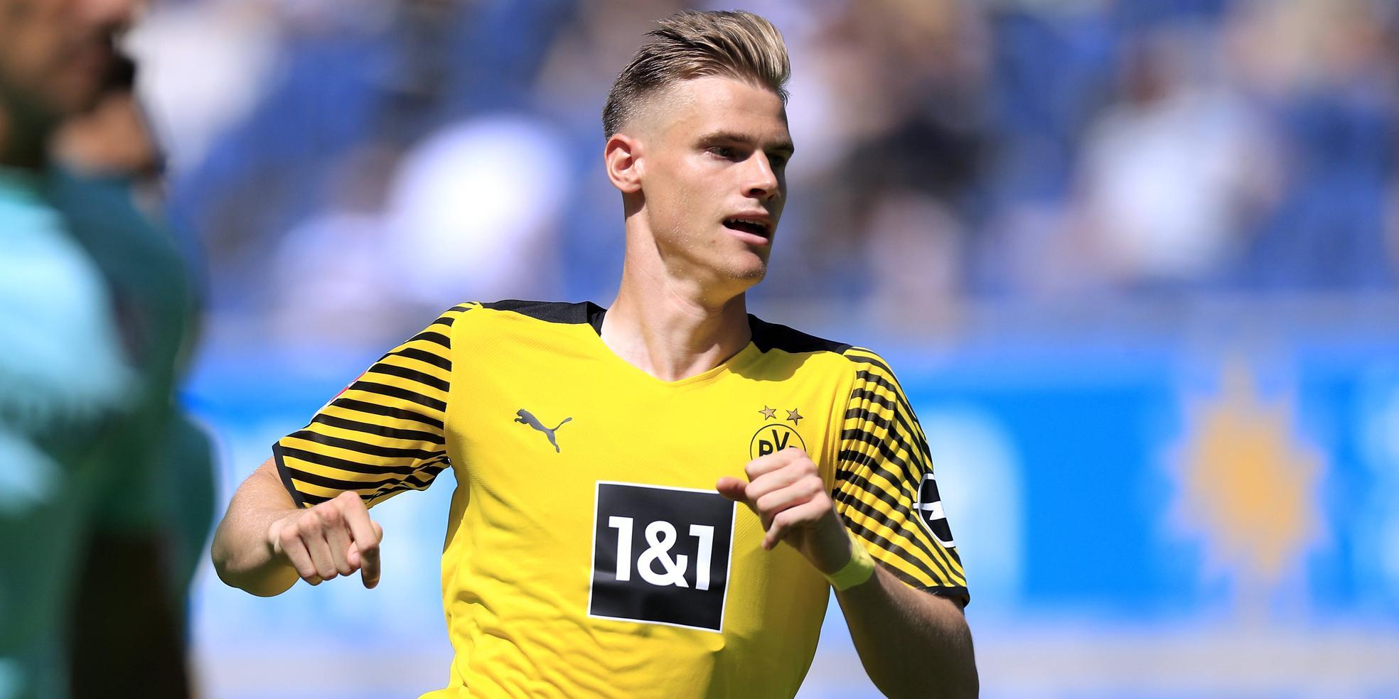 Steffen Tigges vom BVB