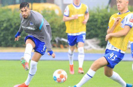 Suat Serdar von Hertha BSC