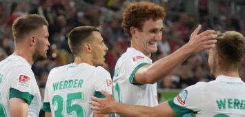 Josh Sargent von Werder Bremen
