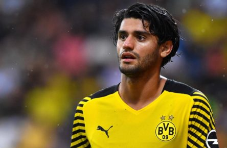Mahmoud Dahoud von Borussia Dortmund