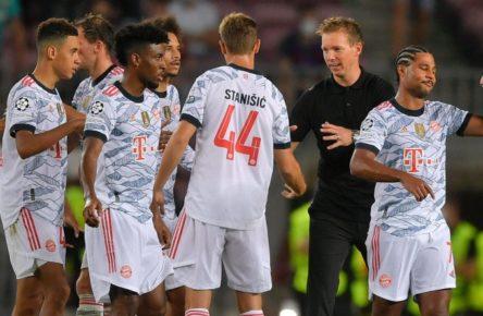 Der FC Bayern feierte gegen den FC Barcelona einen Sieg.