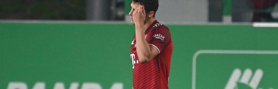 Benjamin Pavard vom FC Bayern