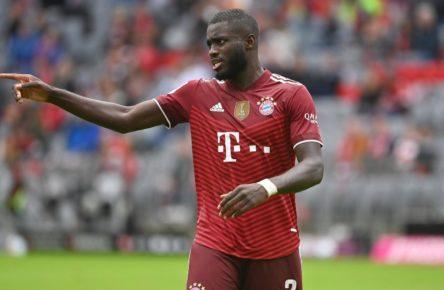 Dayot Upamecano vom FC Bayern München