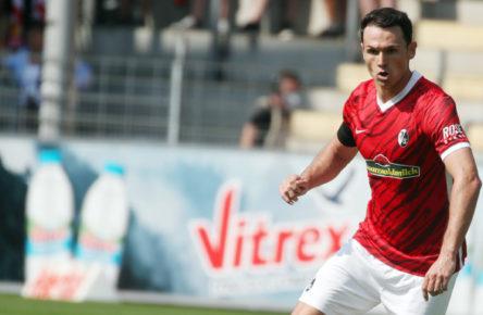 Bald wieder fit? Nicolas Höfler vom SC Freiburg