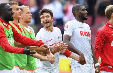 Der 1. FC Köln zeigt ein ganz neues Gesicht