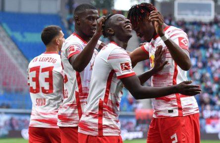 RB Leipzig schlägt Hertha BSC 6:0