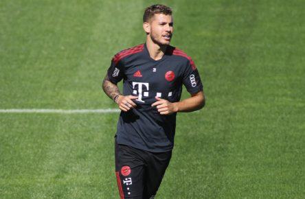 Lucas Hernandez vom FC Bayern