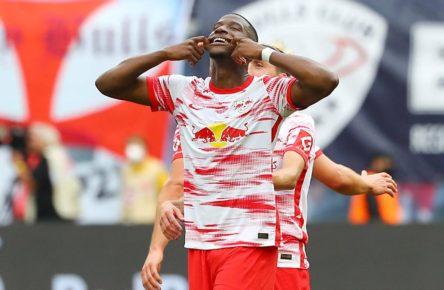 Nordi Mukiele von RB Leipzig