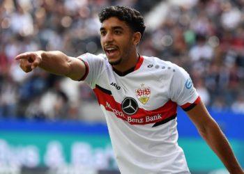 Omar Marmoush vom VfB Stuttgart