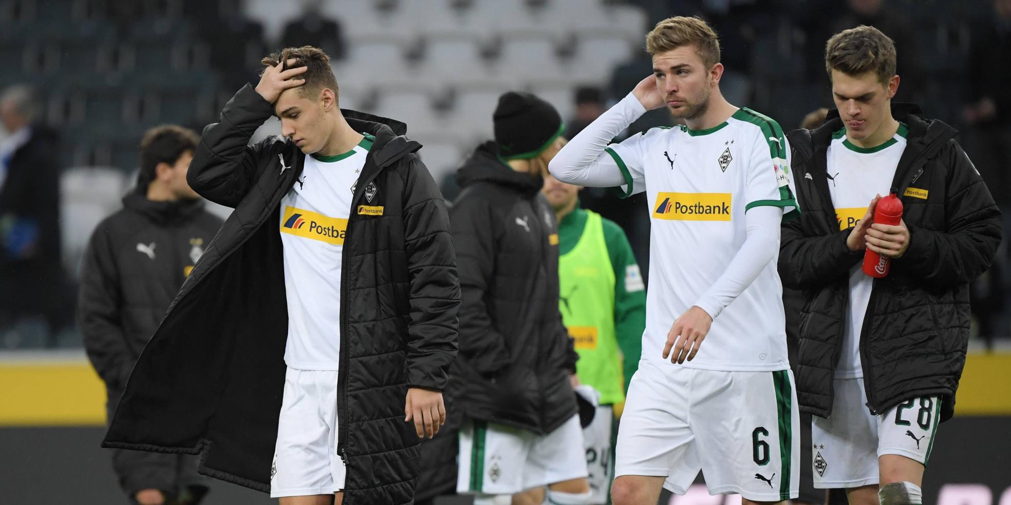 Christoph Kramer von Borussia Mönchengladbach
