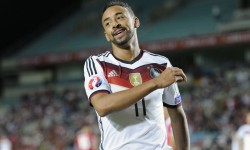 Karim Bellarabi im DFB-Dress