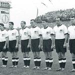 Die WM-Trikots der deutschen Mannschaft: Weiße Trikots, schwarze Hosen? Nicht immer!